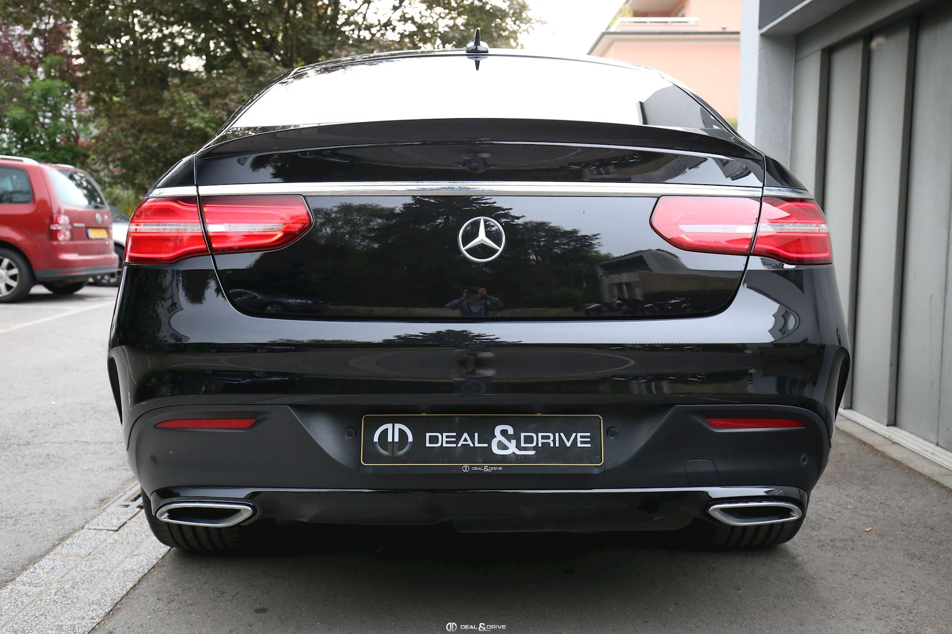 MERCEDES GLE 350 d Coupe Deal & Drive