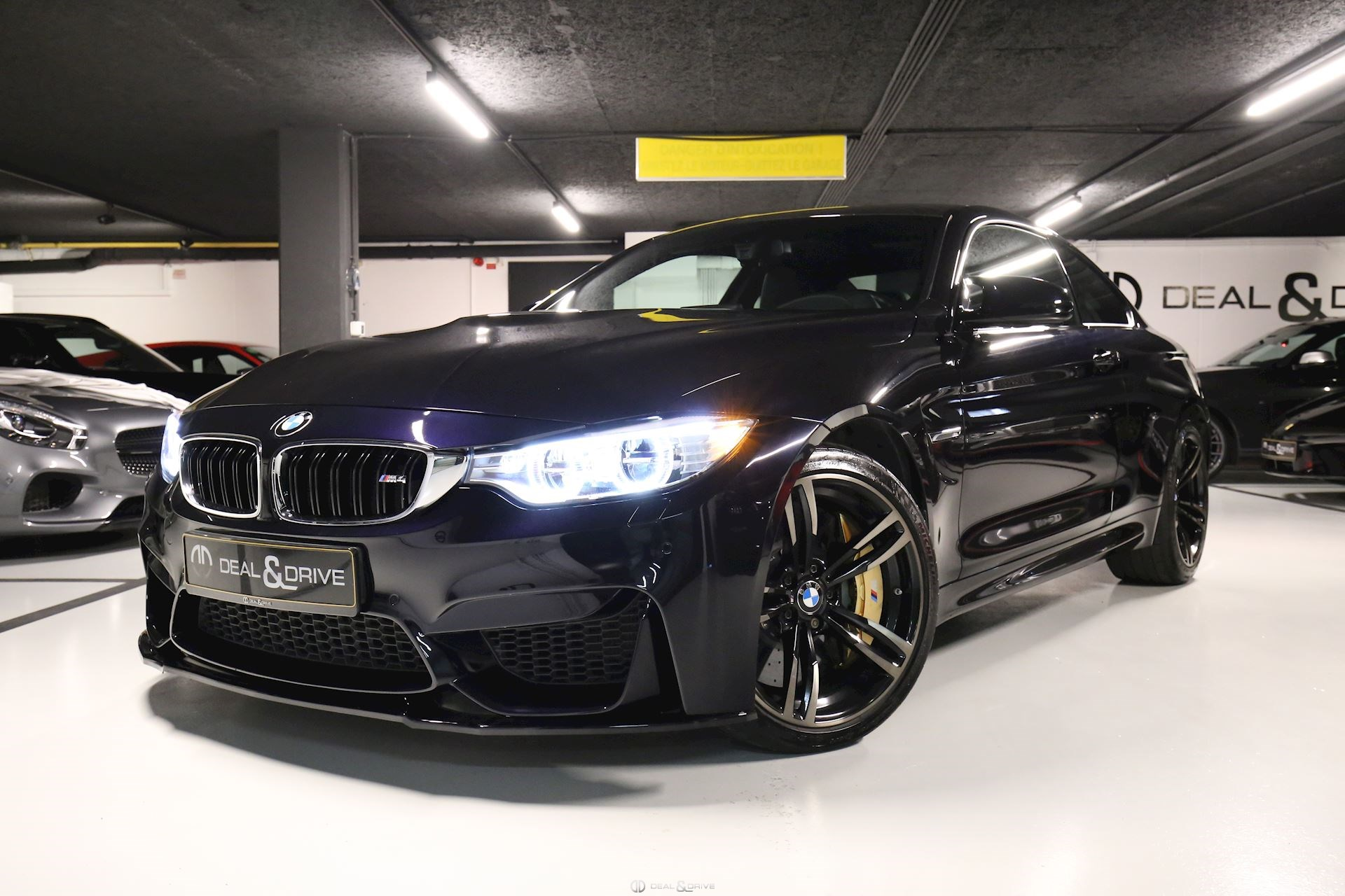 BMW M4 Coupe Deal & Drive