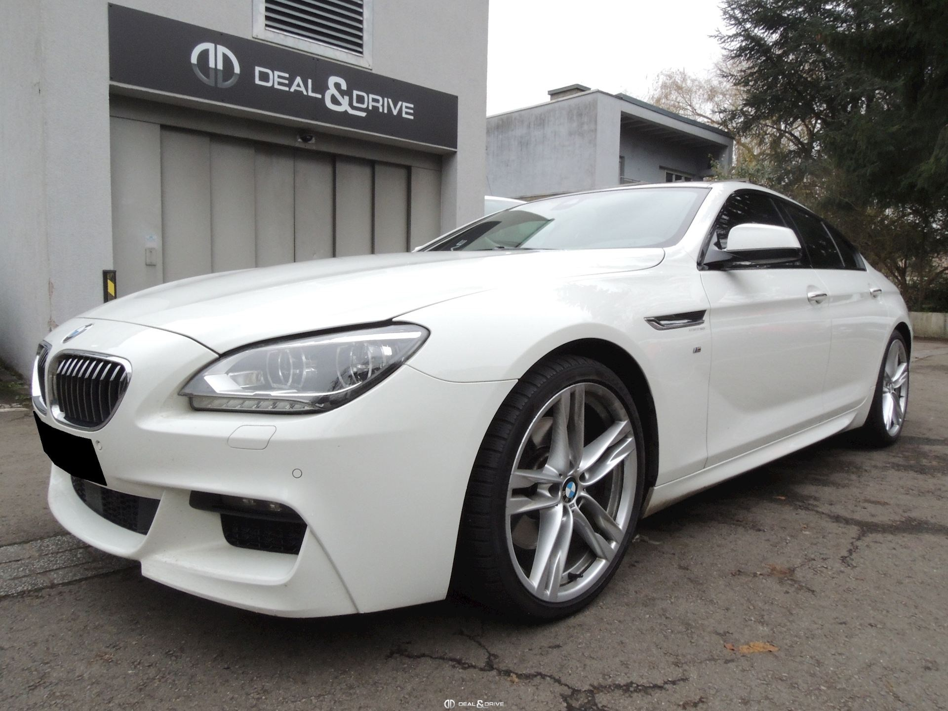 bmw bmw 640d xdrive gran coupe pack m deal drive. Black Bedroom Furniture Sets. Home Design Ideas