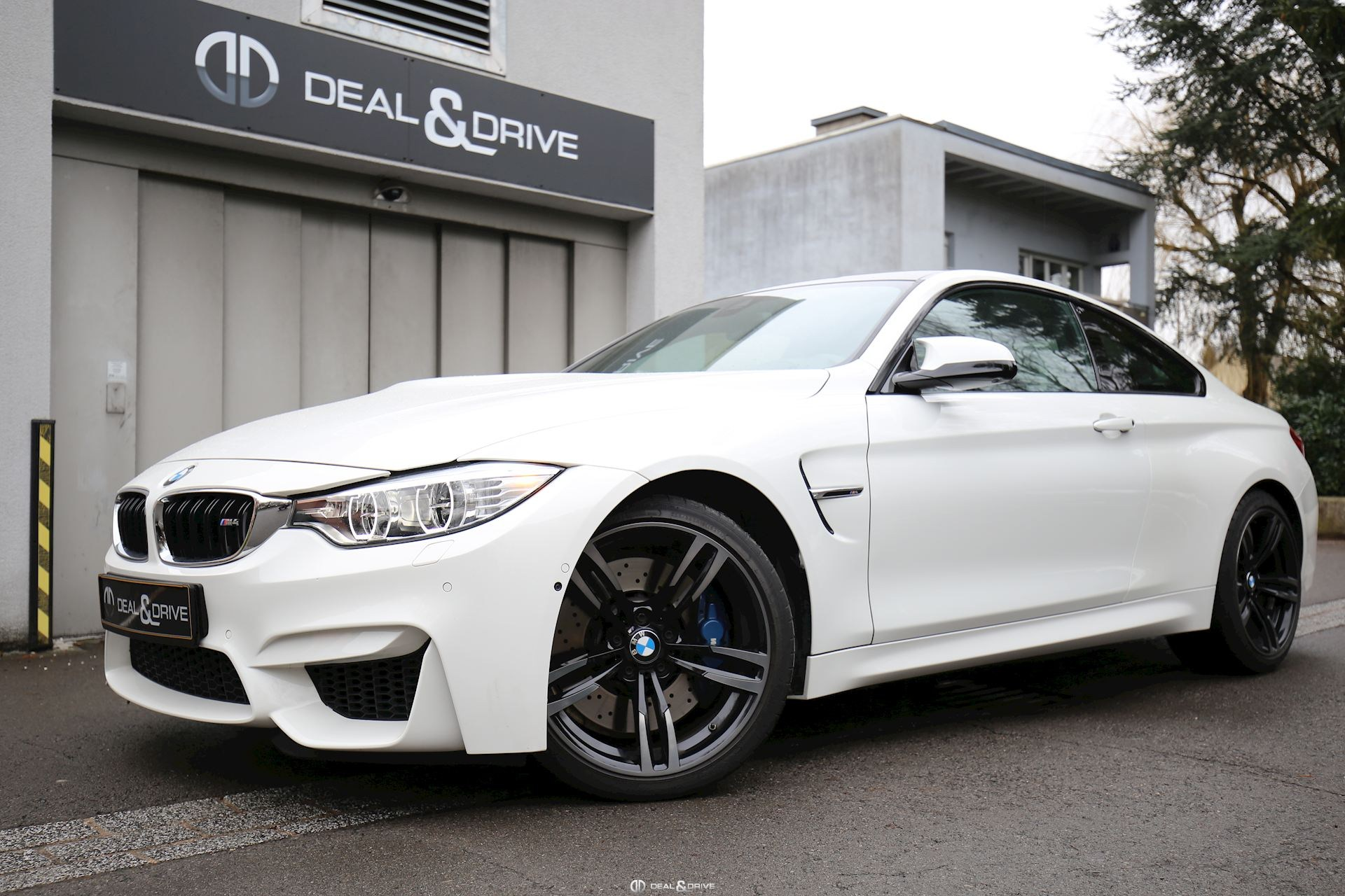 BMW M4 3 0 Coupé DKG Deal & Drive