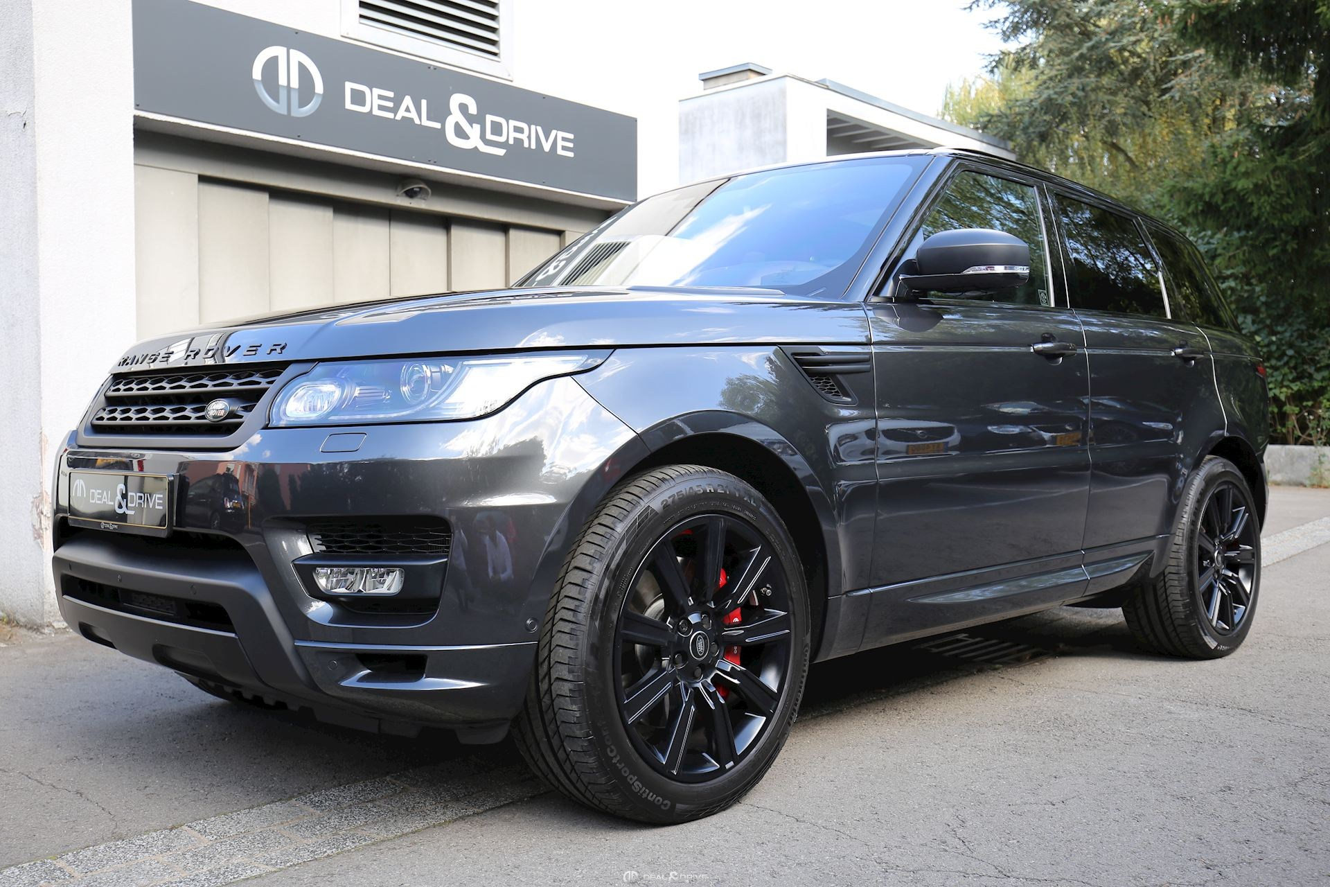 land rover range rover sport 5 0 v8 supercharged. Black Bedroom Furniture Sets. Home Design Ideas