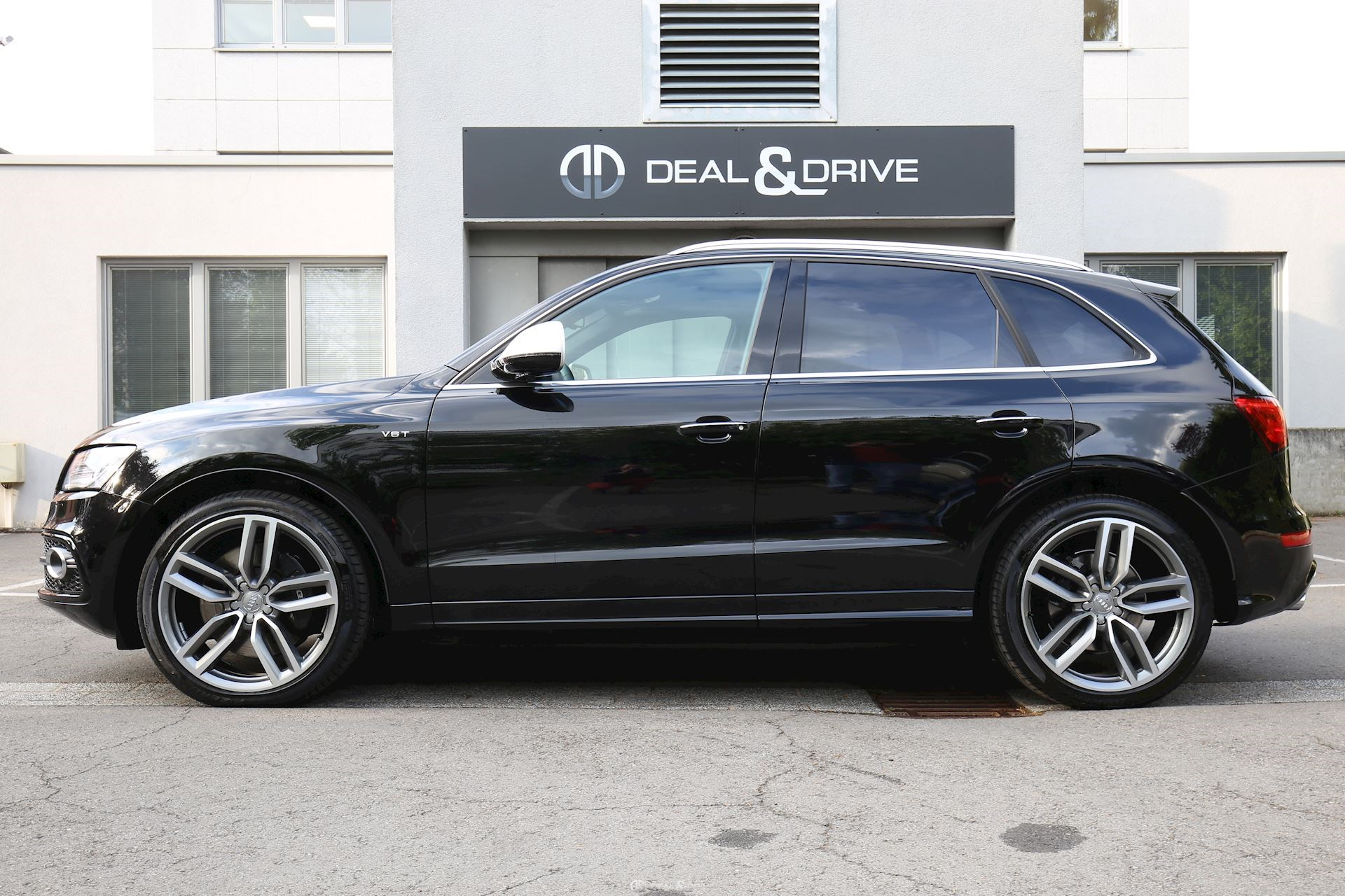 Audi Sq5 Competition 3 0 Tdi Quattro Tiptronic Deal Amp Drive