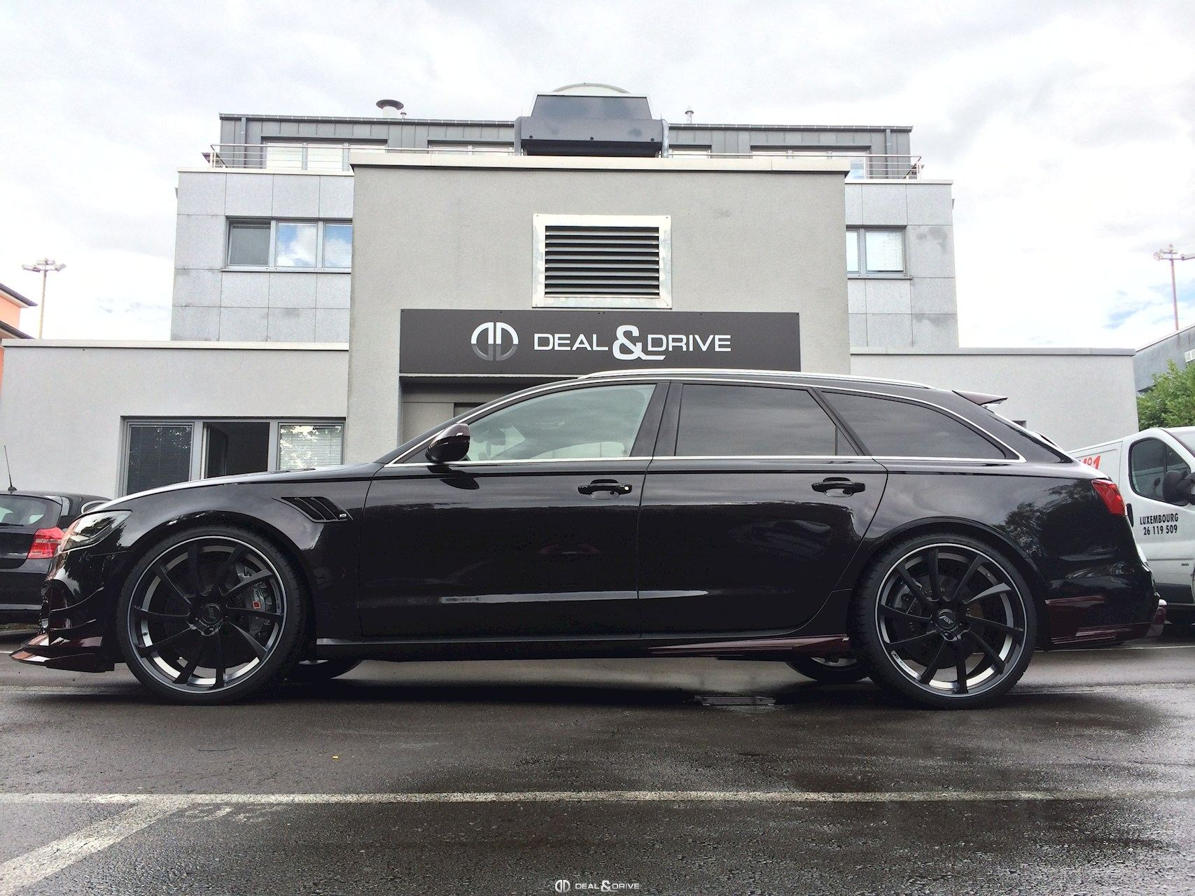 Audi Rs6 R Abt Deal Amp Drive