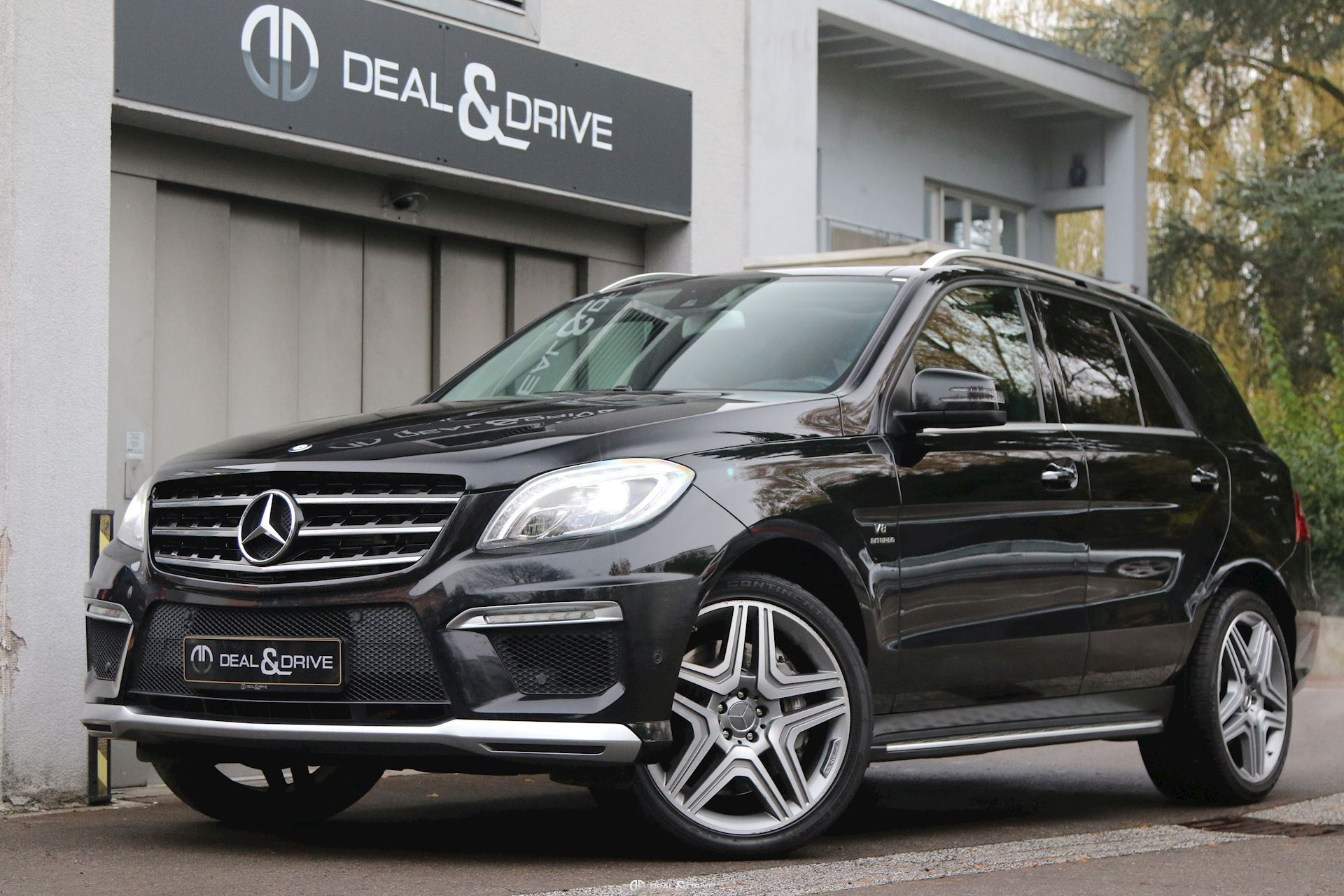 MERCEDES ML 63 AMG Deal & Drive