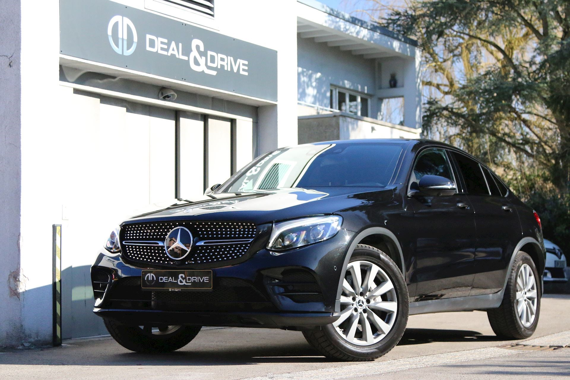 MERCEDES GLC Coupe 250 d AMG Deal & Drive